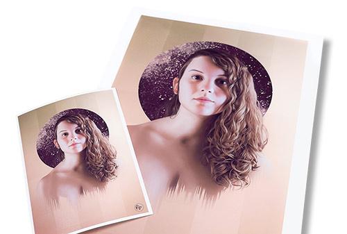 Impresión Fine Art Giclée Zaragoza
